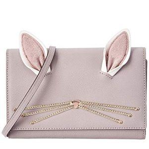 Kate Spade Rabbit Winni Wallet/Purse Crossbody Bag